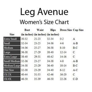 Leg Avenue Intimates & Sleepwear - Leg Avenue Metallic Purple Overbust Corset